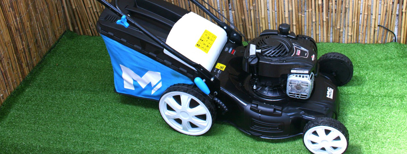Servicing on all makes of domestic garden machinery
